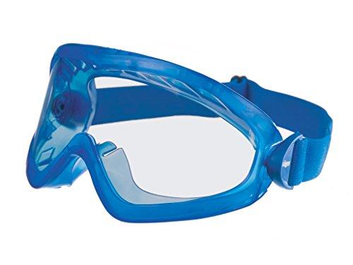 Dräger veiligheidsbril X-pect 8510, polycarbonaat glazen, UV-bescherming: 99,9%, volzichtbril incl. Anti-kras + anti-condens