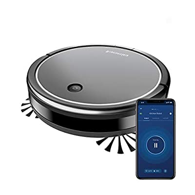 BISSELL CleanView Connect Robotic Vacuum, Black