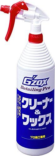 ソフト99 G'ZOX クリーナー&ワックス 03124