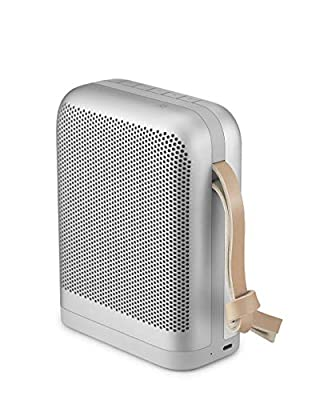 Bang & Olufsen Beoplay P6 Portable Bluetooth Speaker, Natural from B&O PLAY by Bang & Olufsen