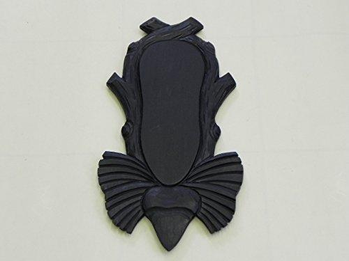 GTK - Gewei & Trofee KRUMHOUT Afrika Trofeeschild voor schedeltrofees - opzetstuk hoogte 25 cm