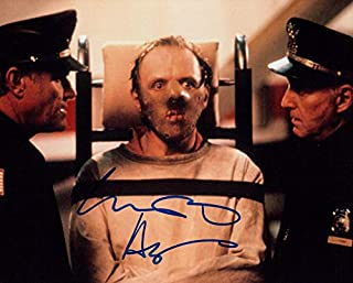 ANTHONY HOPKINS (Silence Of The Lambs) signed 8X10 photo