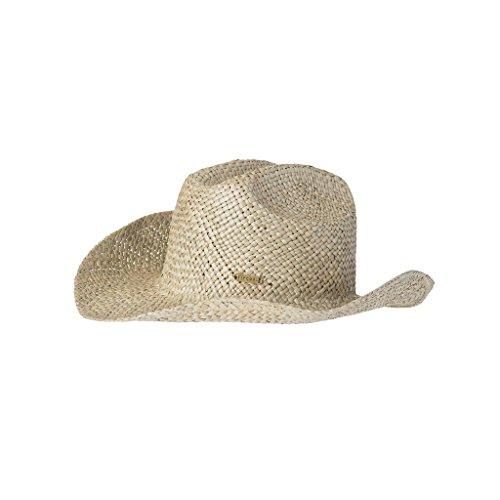 Rip Curl Dames Moana Straw Cowgirl hoed, natuurlijk, één maat