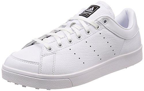 adidas Herren Adicross Classic Golfschuhe, weiß (White F33779), 44 EU