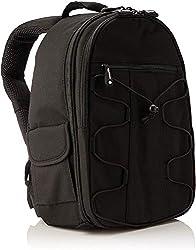 AmazonBasics Backpack for SLR/DSLR Cameras and Accessories - Black,AmazonBasics,1393R1