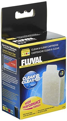 Fluval Carga Filtro Clean & Clear