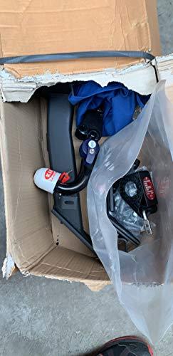 Enganche afneembare trekhaak/trailer hook/remolque brink 477605 voor Sorento 07/06-10/09