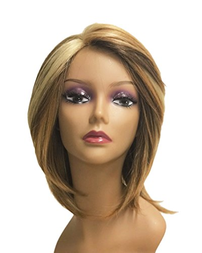 Aplus Ozone Front Lace Wig 010 - #1B