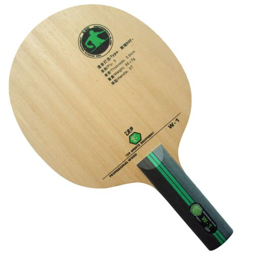 Great Price! 729 W-1 Chop DEF+ ST Table Tennis Blade