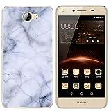 Oujiet-eu LLM Funda para Huawei Y5II Y5 II CUN-L01 CUN-TL00 Funda TPU Suave Silicone Carcasa Case Cover 11