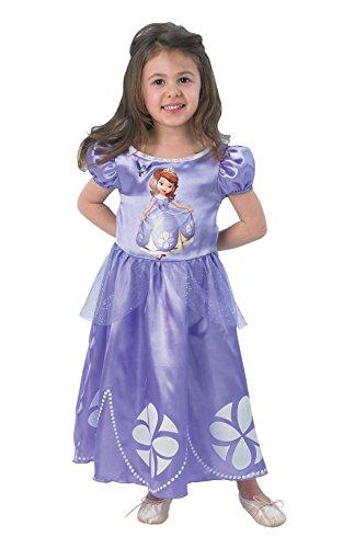 Rubies`s - Disfraz infantil de Sofia clásico (889547-S)
