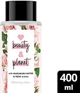 Love Beauty And Planet Conditioner Murmuru Butter & Rose, 400ml