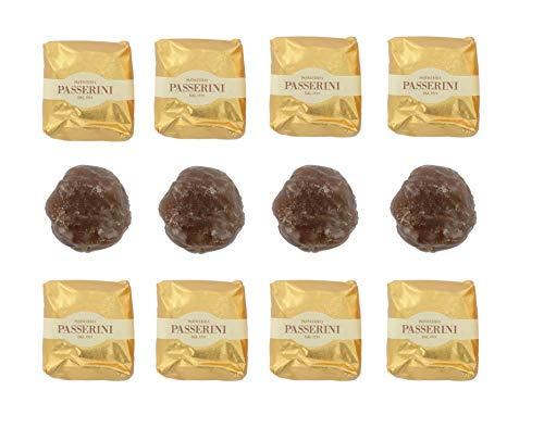 Marron Glacé dans Une boîte Cadeau de 12 unités - Pâtisserie Passerini Depuis 1919