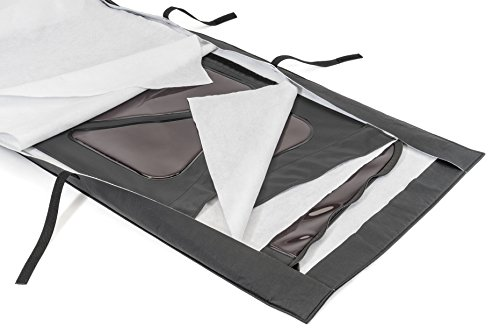 MasterTop Soft Top Window Roll for Side and Rear...