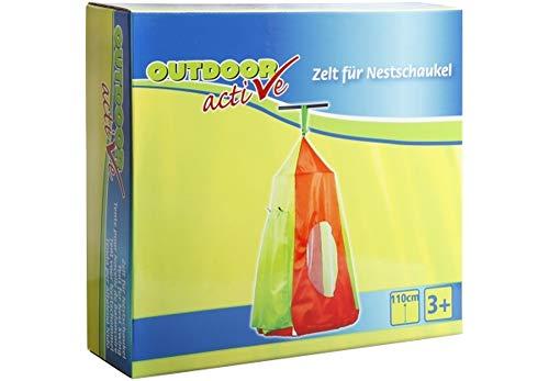 Unbekannt Outdoor Active Zelt für Nestschaukel 110 cm