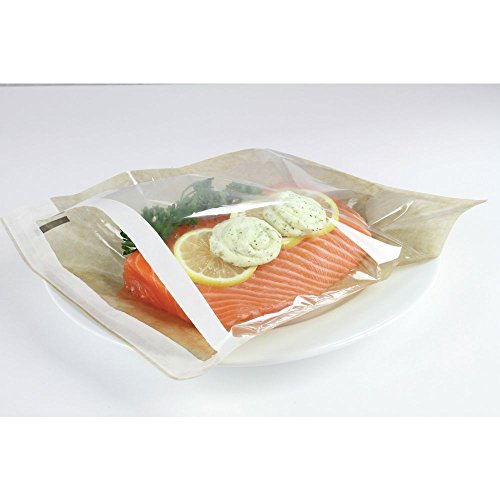 Cooking Bag Gourmet Paper - 8 7/8