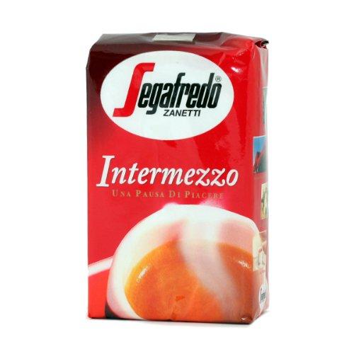Segafredo Intermezzo Gemahlener Espresso 3kg (12x250gr)