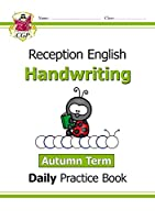 New Handwriting Daily Practice Book: Reception - Autumn Term