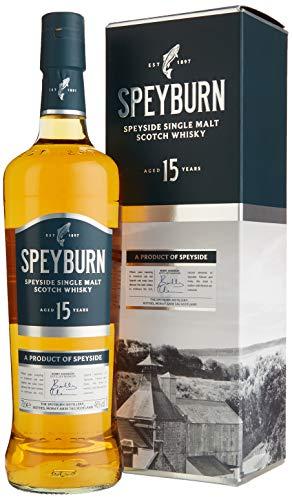Speyburn 15 Years Old mit Geschenkverpackung Whisky (1 x 0.7 l)