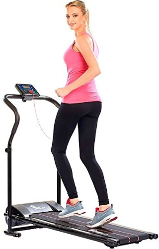 Newgen Medicals Foldable Treadmill and Walking Mat