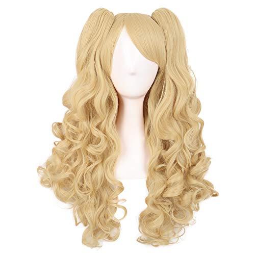 comprar pelucas dos colas on-line