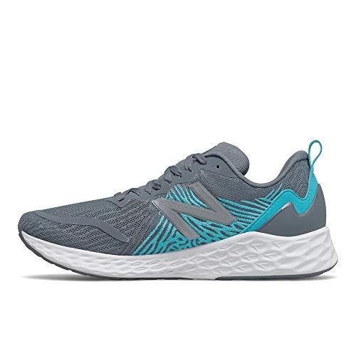 New Balance Fresh Foam Tempo, Zapatillas para Correr Hombre, Ocean Grey, 44.5 EU