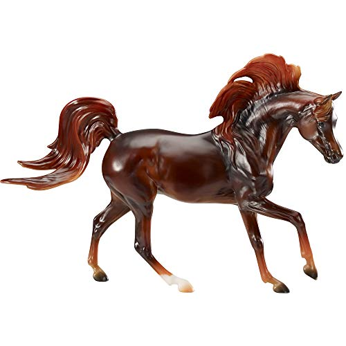 "Breyer Freedom Series (Classics) 2019 Horse of The Year - Malik | Model Horse Toy | 1:12 Scale (Classics) | 9"" L x 6"" H 