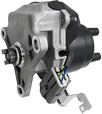 Ignition Distributor with Cap and Compatible Rotor Direct sale of manufacturer - Some reservation 1996-1