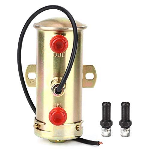 Bomba de combustible eléctrica universal, pieza de accesorio de modificación de la...