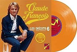 Les Inédits Vol. 6-Vinyle 25cm Orange + CD