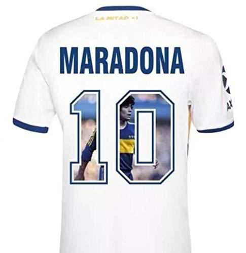 adidas Boca Juniors 2020/21 - Maradona 10 - Talla L