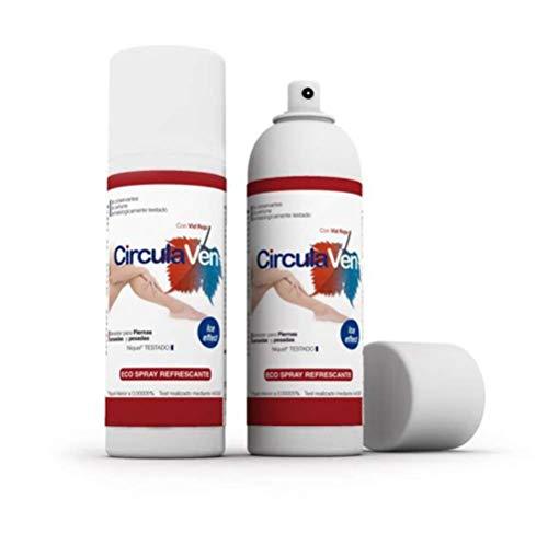 Spray para Piernas Cansadas Efecto Frío Circulaven 100ml.