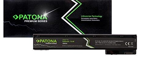 PATONA Premium (5200mAh) Ersatz für Laptop Akku HP EliteBook 8560w 8570w 8760w 8770w (ragt Nicht über das Gehäuse)