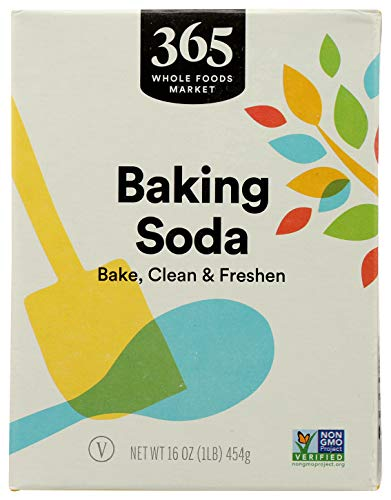 365 by Whole Foods Market, Baking Soda, 16 Ounce