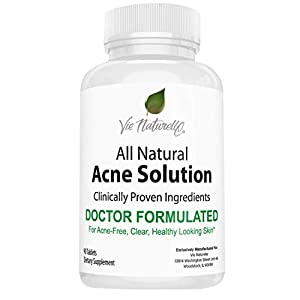 Acne treatment products Acne Vitamins & Acne Supplements for Acne Treatment – Acne Pills & Acne Vitamin Supplements for Cystic Acne Treatment…