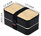 Zoom IMG-2 putwo scatola pranzo 2 contenitore