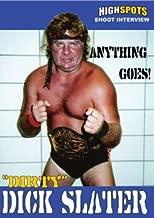 Dick Slater Shoot Interview Wrestling DVD-R