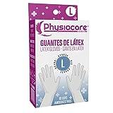Physiocare Guantes De Látex Talla L