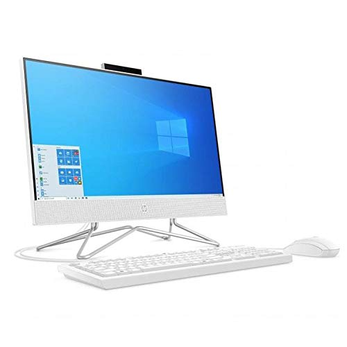 Ordenador Táctil Todo en Uno HP AIO 22-df0047ns J4025 8GB 512GSSD/21,5'/W10HOME/TACTIL (Windows 10 Home 64 bits)