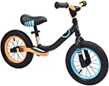 Bicicleta de equilibrio ajustable para niños y niños, ligera, regalo de cumpleaños, opción más de un año de edad, niños y niñas