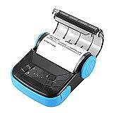 QCHEA Bluetooth de la Impresora térmica de...