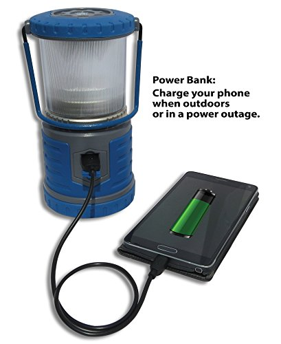 Tough Light LED Rechargeable Lantern - 200 Hours of Light from a Single Charge, Longest Lasting on Amazon! Camping and… 4