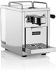 Koffieapparaat Espressoapparaat Single Serve Cups – Automatisch Roestvrij staal Elektrisch Compatibel met Nespresso-cups