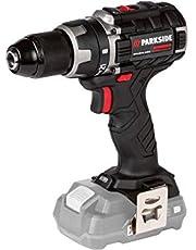 PARKSIDE PERFORMANCE accuschroevendraaier PABSP 20 Li X20V, borstelloos, LED, 60 Nm (in transportkoffer, zonder accu en oplader)