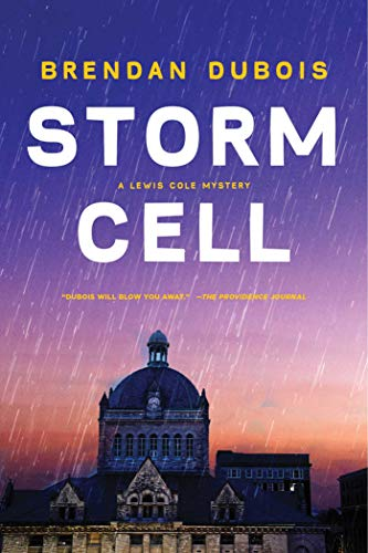 Storm Cell: A Lewis Cole Mystery (Lewis Cole Mysteries, Band 10)