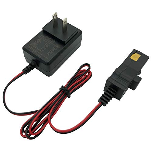 12 Volt Battery Charger for All Power Wheels,12V Charger for Ride-on Toys ,for Fisher-Price Using The Gray Battery or The Orange Top Battery