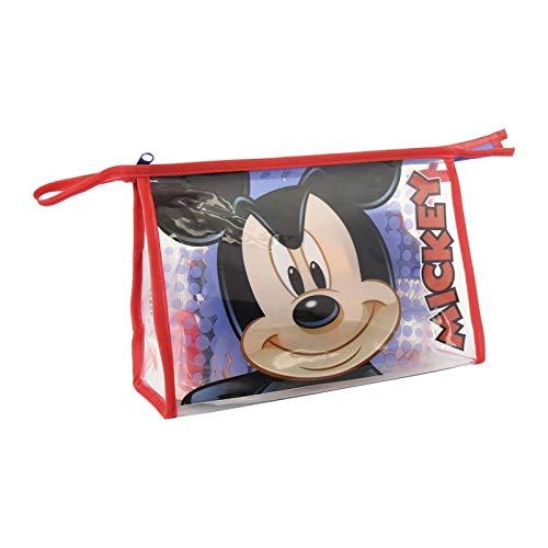 Cerdá Mickey, Neceser Set Aseo/Viaje, 23 cm, Multicolor