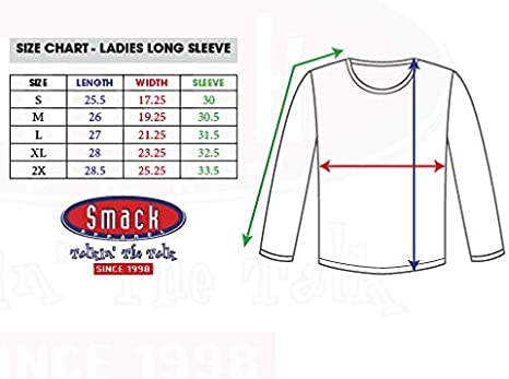 Sm-2x Smack Apparel Arizona Football Fans Rise Up Drink On Red Ladies T-Shirt