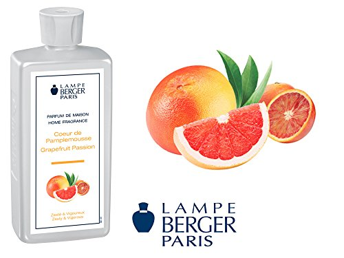 LAMPE BERGER - Nachfüllflasche - Raumduft Coeur de Pamplemousse - 1 Liter