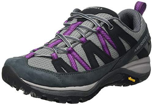 Merrell Siren Sport 3 GTX, Zapatillas para Caminar Mujer, Gris (Granite), 37.5 EU
